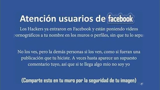 falsa cadena de facebook 3
